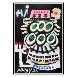 Artsy - IISHOO Contemporary Art Agency - Mister Artsy