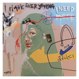 Preston- IISHOO Contemporary Art Agency - Preston Paperboy 1